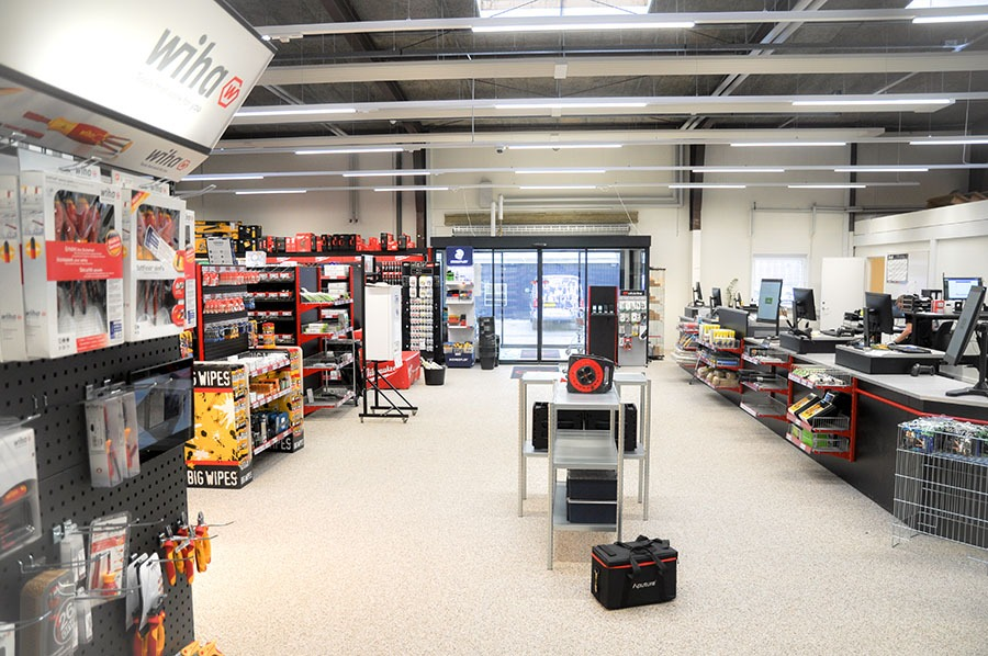 shop fittings and retail panners in Denmark | Germany